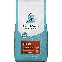 10 Best Ground Coffees: Caribou Coffee Medium Roast Ground