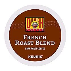 Diedrich French Roast Blend 10 Best K-Cup Coffees