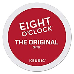 K Cup Eight O'Clock The Original 10 Best K-Cup Coffees