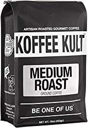 10 Best Ground Coffees: Koffee Kult Medium Roast Ground