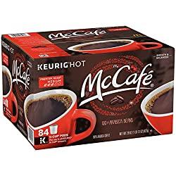 McCafe Premium Roast Keurig K Cup Coffee Pods 10 Best K-Cups