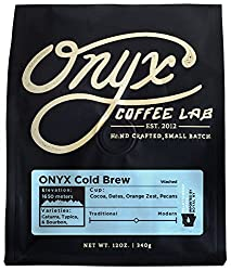 Onyx Coffee Lab Cold Brew - The Best Cold Brew Coffee 2020 Reviews