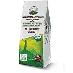 10 Best Ground Coffees: Peak Performance High Altitude