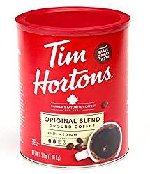 The 10 Best Ground CoffeesTim Hortons Original Blend