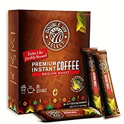 Double Joy Select Premium Instant Coffee - Best Instant Coffee 2020 Reviews