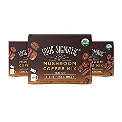 Four Sigmatic Mushroom Coffee - Best Instant Coffee 2020 Reviews