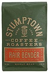 Stumptown Coffee Roasters Hair Bender Whole Bean Coffee - 10 Best Espresso Beans of 2020