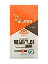 Bulletproof The Mentalist Medium Dark Roast Ground Coffee