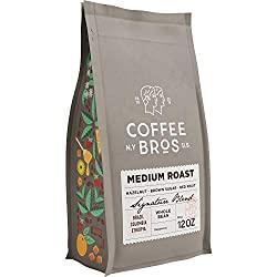 Coffee Bros Medium Roast Whole Coffee Beans