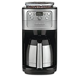 Cuisinart DGB-900BC Grind and Brew Automatic Coffee Maker - Best Coffee Maker With Grinder