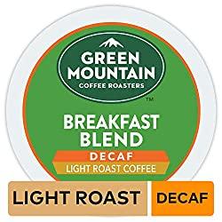 Green Mountain Roasters Breakfast Blend Decaf - 10 Best Decaf Coffee Of 2020