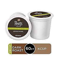 Peet's Coffee Decaf House Blend - Best Decaf Coffee Brands of 2020