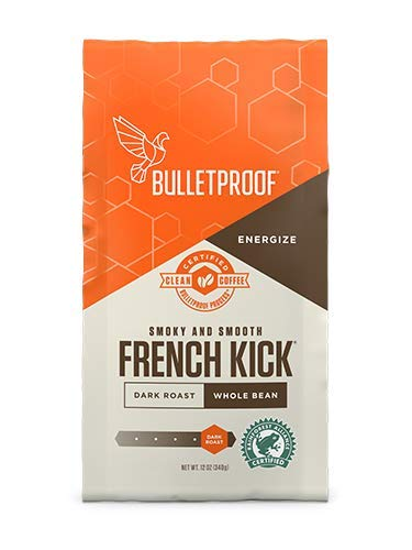 Bulletproof French Kick Whole Coffee Beans