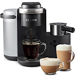 Keurig K-Cafe with milk frother
