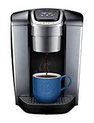 Keurig K Elite Single Serve Coffee Maker With Iced Coffee Capability - Best Single Cup Coffee Maker