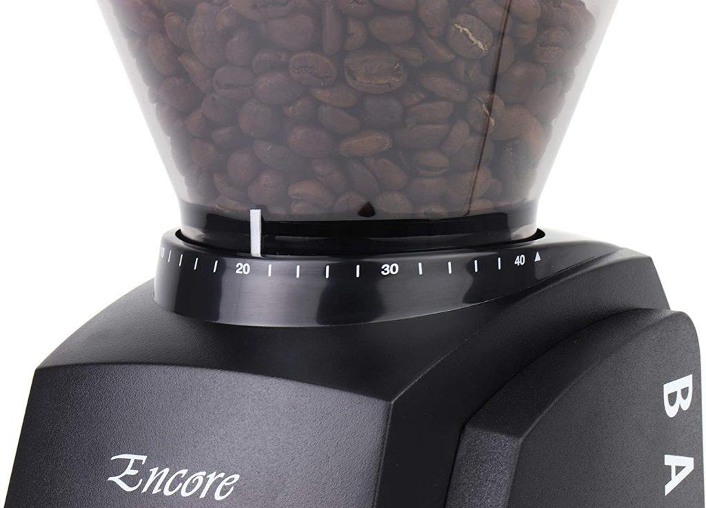 Baratza Encore Conical Burr Grinder In Black